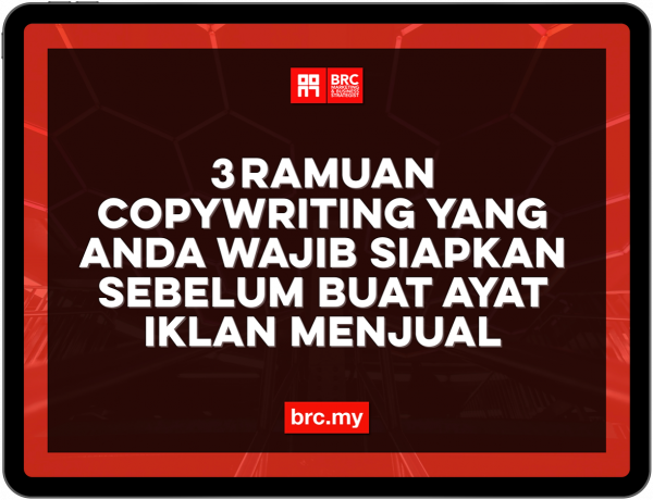 3 ramuan copywriting